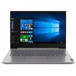 Laptop Lenovo ThinkBook 14-IIL, Intel Core i7-1065G7, 14 inch, RAM 16GB, SSD 512GB, Intel Iris Plus Graphics, Windows 10 Pro, Mineral Grey