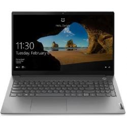 Laptop Lenovo ThinkBook 15 G2 ITL, Intel Core i5-1135G7, 15.6inch, RAM 8GB, SSD 512GB, Intel Iris Xe Graphics, No OS, Mineral Gray