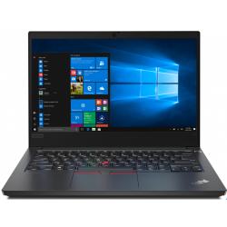 Laptop Lenovo ThinkPad E14, i7-10510U, 14inch, RAM 16GB, SSD 512GB, Intel UHD Graphics, Windows 10 Pro, Black