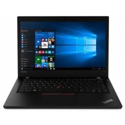 Laptop Lenovo ThinkPad L490, Intel Core i7-8550U, 14inch, RAM 16GB, SSD 512GB, Intel UHD Graphics 620, Windows 10 Pro, Black