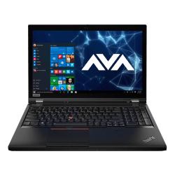 Laptop Lenovo ThinkPad P53, Intel Core i7-9850H, 15.6inch Non-touch, RAM 32GB, SSD 1TB, nVidia Quadro RTX 3000 6GB, Windows 10 Pro, Black