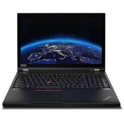 Laptop Lenovo ThinkPad P53, Intel Core i9-9880H, 15.6inch, RAM 16GB, SSD 512GB, nVidia Quadro RTX 4000 Max-Q 8GB, Windows 10 Pro, Black