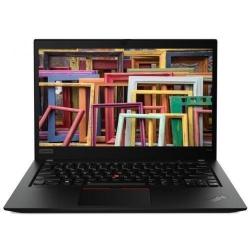Laptop Lenovo ThinkPad T14 Gen1, Intel Core i7-10510U, 14inch, RAM 16GB, SSD 512GB, Intel UHD Graphics, Windows 10 PRO, Black