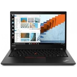 Laptop Lenovo ThinkPad T490, Intel Core i5-8265U, 14inch, RAM 8GB, SSD 256GB, Intel UHD Graphics 620, Windows 10 Pro, Black
