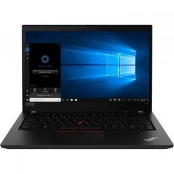 Laptop Lenovo ThinkPad T490, Intel Core i7-8565U, 14inch, RAM 16GB, SSD 512GB, Intel UHD Graphics 620, 4G, Windows 10 Pro, Black