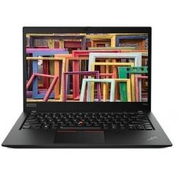 Laptop Lenovo ThinkPad T490s, Intel Core i5-8265U, 14inch, RAM 8GB, SSD 256GB, Intel UHD Graphics 620, 4G, Windows 10 Pro, Black