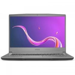 Laptop MSI Creator 15M A9SD, Intel Core i7-9750H, 15.6inch, RAM 16GB, SSD 512GB, nVidia GeForce GTX 1660 Ti 6GB, Free DOS, Grey