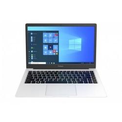 Laptop Prestigio SmartBook 141 C5, Intel Celeron N3350, 14.1inch, RAM 4GB, eMMC 64GB, Intel HD Graphics 500, Windows 10 Pro, Metal Grey