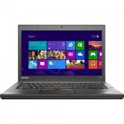 Laptop Refurbished Lenovo ThinkPad T450, Intel Core-i55300U 2.30GHz, 8GB DDR3, 240GB SSD, 14 Inch + Windows 10 Pro