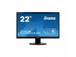 Monitor LED IIyama ProLite E2283HS-B3, 21.5inch, 1920x1080, 2ms, Black