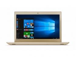 Laptop Lenovo IdeaPad 520 IKB, Intel Core i3-7100U, 15.6inch, RAM 4GB, HDD 1TB, Intel HD Graphics 620, Windows 10, Gold