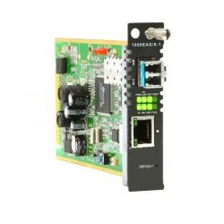 Media Converter CTC GbE OAM/IP In-band