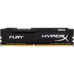 Memorie Kingston HyperX Fury Black 16GB, DDR4-2666MHz, CL16