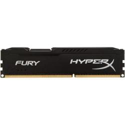 Memorie Kingston HyperX Fury Black Series 4GB DDR3-1600Mhz, CL10