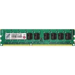 Memorie server Transcend ECC DIMM 8GB, DDR3-1600MHz, CL11