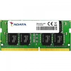Memorie SO-DIMM Adata Premier Series 8GB, DDR4-2400MHz, CL17