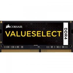 Memorie SO-DIMM Corsair ValueSelect 4GB DDR4-2133Mhz, CL15