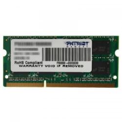 Memorie SO-DIMM Patriot Signature Line 4GB, DDR3-1333MHz, CL9