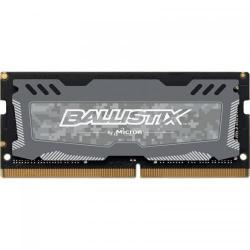 Memorie SODIMM Crucial Ballistix Sport LT 8GB, DDR4-2666MHz, CL16