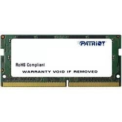 Memorie SODIMM Patriot Signature 4GB, DDR4-2400Mhz, CL17