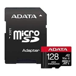 Memory Card A-Data MicroSDXC, 128GB, Class 10 + Adaptor SD