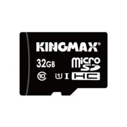 Memory Card Kingmax MicroSDHC, 32GB, Class 10 + Adaptor SD
