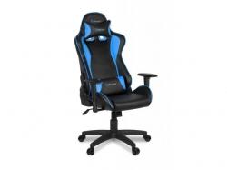 Scaun gaming Arozzi MEZZO V2, Black-Blue