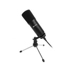 Microfon Sandberg 126-09, Black