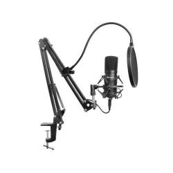 Microfon Sandberg Streamer, Black