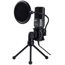 Microfon TRACER Digital PRO, USB, Black