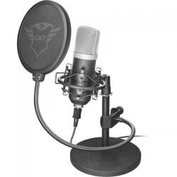 Microfon Trust GXT 252 Emita, Black