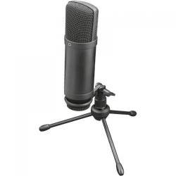 Microfon Trust GXT 252 Emita Plus, Black
