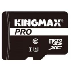 MicroSD KINGMAX SDHC  32GB (Class 10) PRO + adaptor SD,
