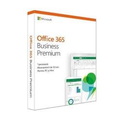 Microsoft Office 365 Business Premium, Romana, 1Year/1user
