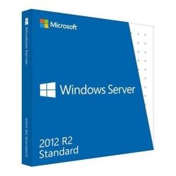 Microsoft Windows Server R2 Standard 2012 x64 English 1pk DSP OEI DVD 4CPU/4VM