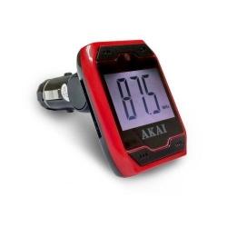 Modulator FM Akai FMT-701D, Black-Red
