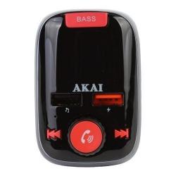 Modulator FM AKAI FMT-74BT, Black