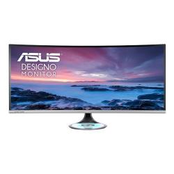 Monitor LED Asus Designo Curve UWQHD, 38inch, 3840x1600, 5ms, Silver