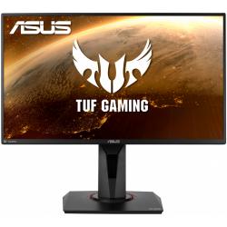 Monitor LED Asus TUF Gaming VG258QM, 24.5inch, 1920x1080, 0.5ms GTG, Black