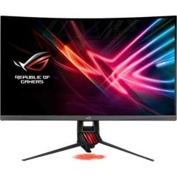 Monitor LED Curbat Asus ROG STRIX XG32VQR, 32inch, 2560x1440, 4ms GTG, Dark gray