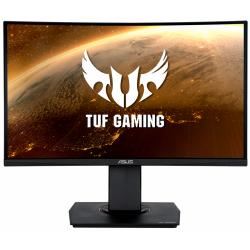Monitor LED Curbat Asus TUF Gaming VG24VQR, 23.6inch, 1920x1080, 1ms, Black