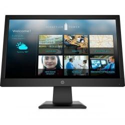 Monitor LED HP P19B G4, 18.5inch, 1366x768, 5ms GTG, Black