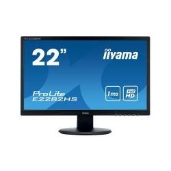Monitor LED Iiyama E2282HS-B1 21.5inch, 1920x1080, 1ms, Black
