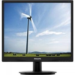 Monitor LED Philips 19S4QAB, 19inch, 1280x1024, 5ms GTG, Black