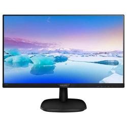 Monitor LED Philips 243V7QJABF/00, 23.8inch, 1920x1080, 5ms GTG, Black
