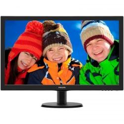 Monitor LED Philips 273V5LHSB, 27inch, 1920x1080, 1ms GTG, Black
