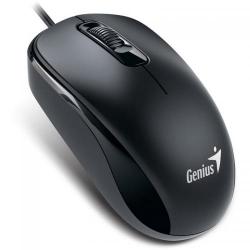 Mouse Optic Genius DX-110, USB, Black