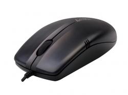 Mouse V-Track A4Tech OP-530NU, USB, Black