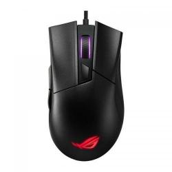 Mouse Optic ASUS ROG Gladius II Core, RGB LED, USB, Black
