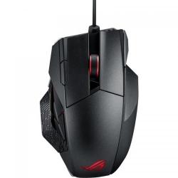 Mouse optic ASUS ROG Spatha, USB, Black Titan